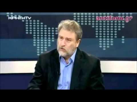 Ο Νότης Μαριάς στο ΑΡΤ TV εφ' όλης της ύλης